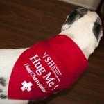 Sasha's First Day of Chemo