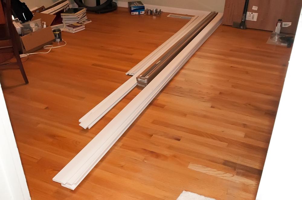 Laminate flooring types of laminate flooring transitions for Types of laminate flooring