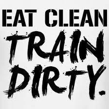 eat clean train hard A Two Week Plan